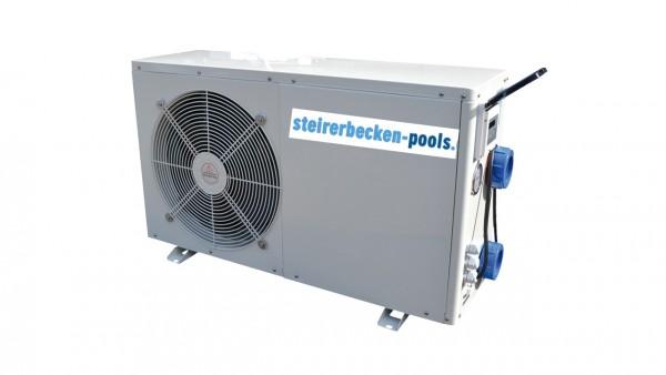 Steirerbecken Wärmepumpe Serie Pro