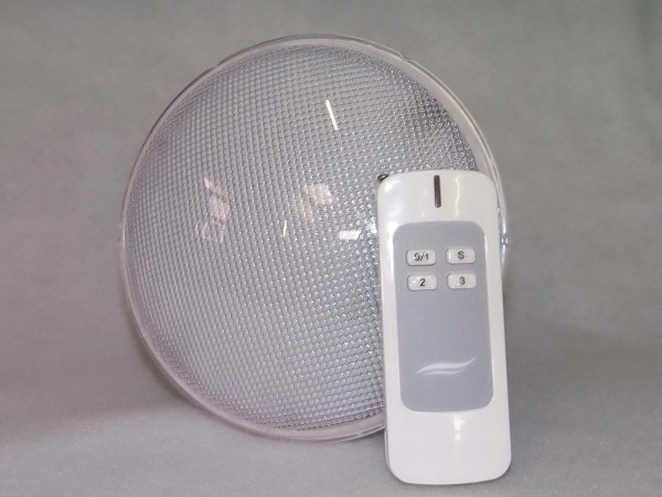LED Lampe Weiss