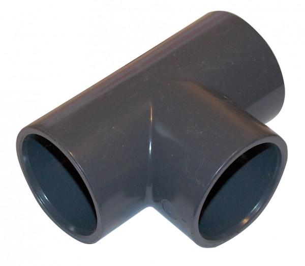 PVC Fitting T- Stück Ø 50 mm