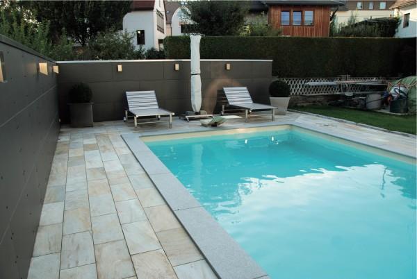 Bevorzugt Der Traum vom eigenen Pool - selbst bauen oder bauen lassen QG32