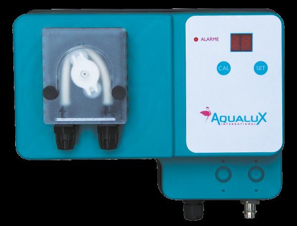 Steirerbecken Aqua De Luxe PH Control Dosieranlage