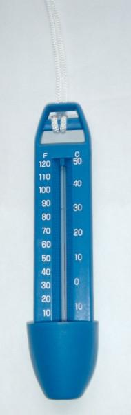 Thermometer für Schwimmbäder